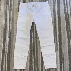 Cotton On White Women's Slim Chino